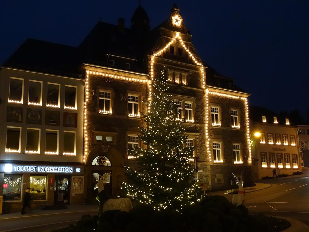 Saarburger Weihnachtsshopping