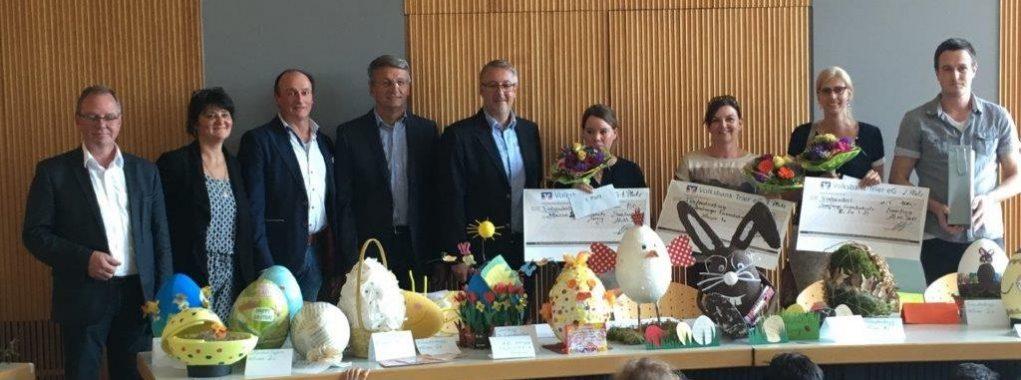Ostereier-Gestaltungswettbewerb der Grundschulen der VG Saarburg