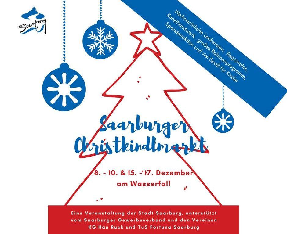 Verkauf des Saarburger Weihnachtsstollen am 10.12.2017 und Weihnachtsshopping am 15.12.2017