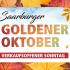 """Saarburger """"Goldener Oktober"""" – 11. Oktober 2020 – Verkaufsoffener Sonntag in Saarburg"""